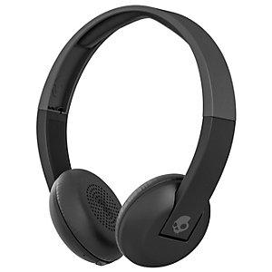 Skullcandy Uproar trådløse on-ear hodetelefoner (sort)
