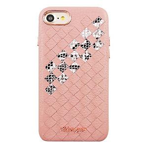 Uunique iPhone 7 suojakuori (pinkki)
