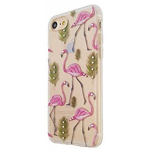 Uunique iPhone 7/8 Augmented Reality deksel (flamingo)