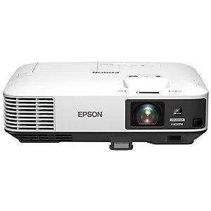 Epson møteromsprojektor EB-2245U (hvit)