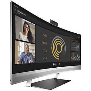 "HP EliteDisplay S340c 34"" buet skjerm"