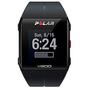 Polar V800HR Triathlon GPS klokke