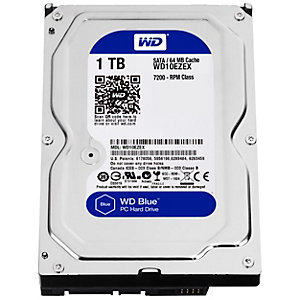 "WD Desktop Blue 3.5"" intern harddisk (1 TB)"
