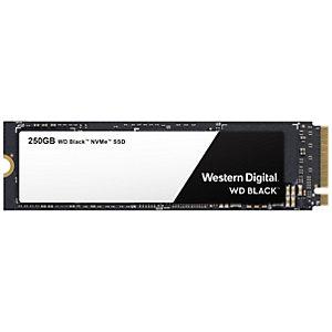 WD Black NVMe M.2 SSD muisti (250 GB)