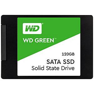 "WD Green 2,5"" intern SSD-lagring 120 GB"
