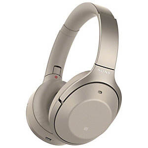Sony trådlösa around-ear hörlurar WH-1000XM2(champagne)