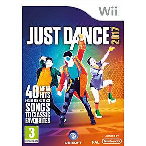 Just Dance 2017 (Wii)
