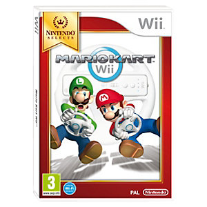 Mario Kart Wii: Selects (Wii)