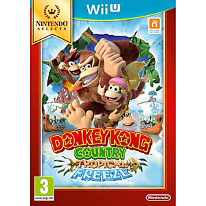 Donkey Kong Country Freeze (Wii U)