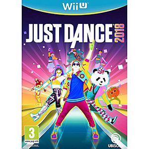 Just Dance 2018 (WiiU)