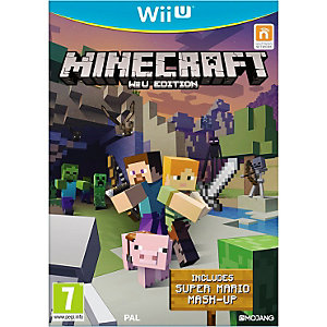 Minecraft WiiU Edition