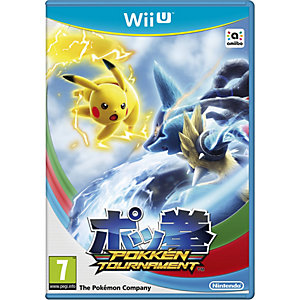 Pokkén Tournament (WiiU)