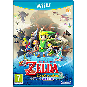 Legend of Zelda: The Wind Waker HD (Wii U)