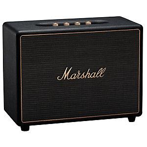 Marshall Woburn multiroom - högtalare (svart)