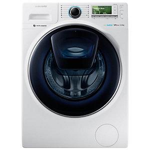 Samsung AddWash vaskemaskin WW12K8402OW