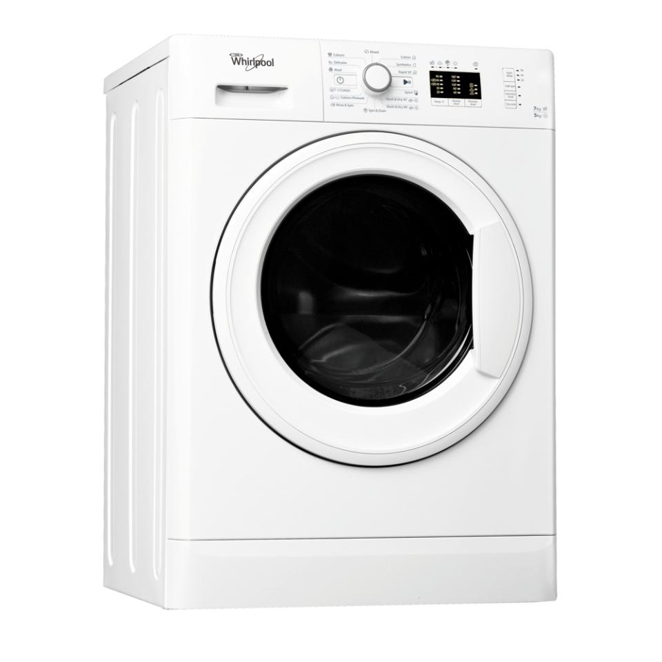 Whirlpool tvättmaskin/torktumlare WWDE7512 - Torktumlare ...
