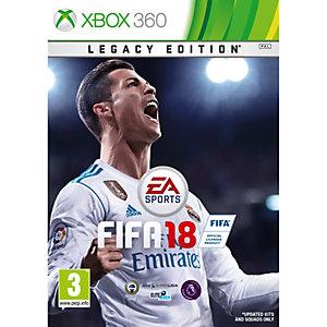 FIFA 18 - Legacy Edition (X360)