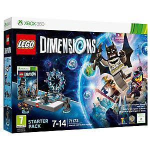 LEGO Dimensions - Startpaket (X360)