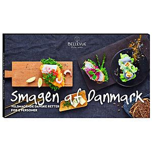 BELLEVUE SMAGEN AF DANMARK