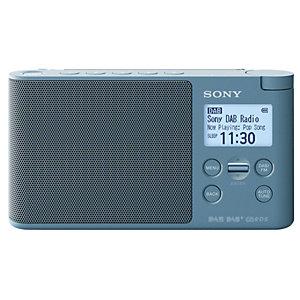 Sony DAB+ radio XDR-S41D (blå)