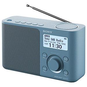 Sony DAB+ radio XDR-S61 (sininen)