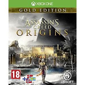 Assassin's Creed Origins - Gold Edition (XOne)