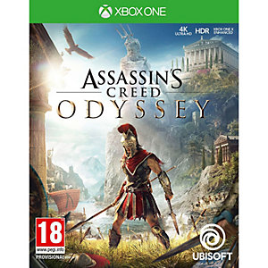 Assassins Creed: Odyssey Xbox One