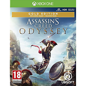 Assassins Creed: Odyssey (Gold Edition) - Xbox One