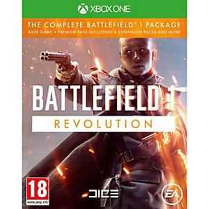 Battlefield 1 - Revolution Edition (XOne)