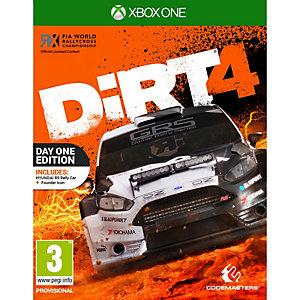 Dirt 4 (XOne)