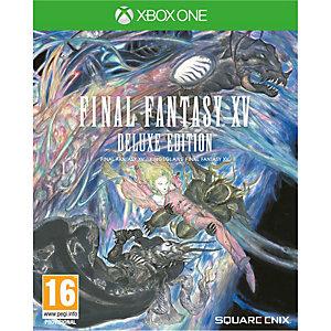 Final Fantasy 15 Deluxe Edition (XOne)