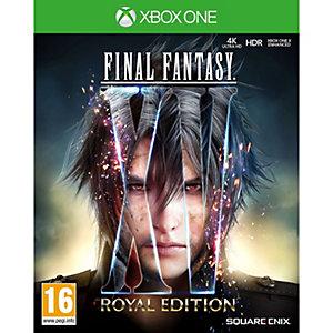 Final Fantasy XV: Royal/GOTY Edition (XOne)