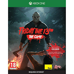 Friday the 13th The Game (XOne)