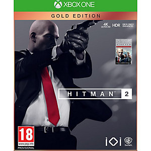 Hitman 2 - Gold Edition XOne