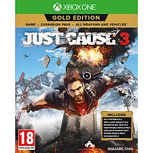 Just Cause 3 Gold Edition (XOne)