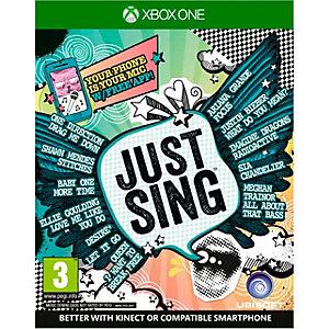 Just Sing (XOne)