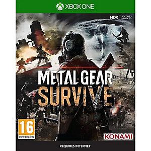Metal Gear Survive (XOne)