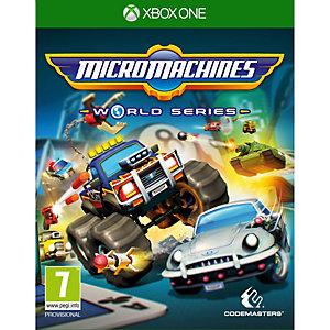 Micro Machines World Series (XOne)
