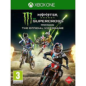 Monster Energy Supercross (XOne)