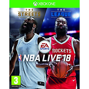 NBA Live 18 - The One Edition (XOne)