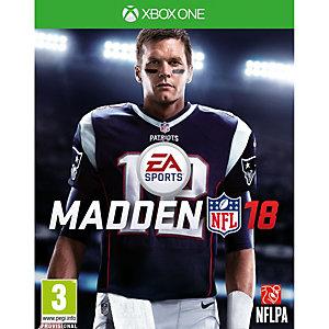 Madden NFL 18 (XOne)