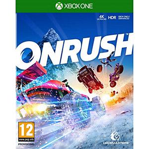 Onrush (XOne)