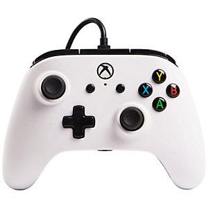 PowerA Xbox One Pro Ex Wired peliohjain (valkoinen)