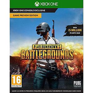 PlayerUnknown's Battlegrounds: Game Preview E. (XOne)