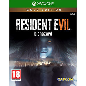 Resident Evil 7 biohazard: Gold Edition (Xbox One)