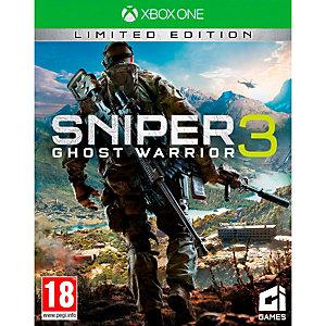 Sniper Ghost Warrior 3 - Limited Edition (XOne)