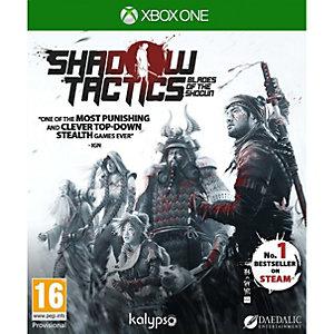 Shadow Tactics: Blades of the Shogun (XOne)