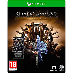 Middle-Earth: Shadow of War Gold Edition (XOne)
