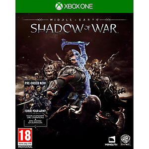 Middle-Earth: Shadow of War (XOne)