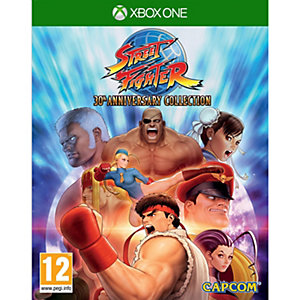 Street Fighter: 30th Anniversary Collection (XOne)